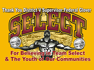District V Supervisor Federal Glover